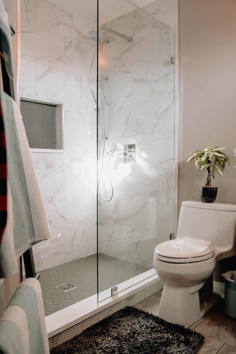 Manna Design and Remodeling LLC | Shower remodel